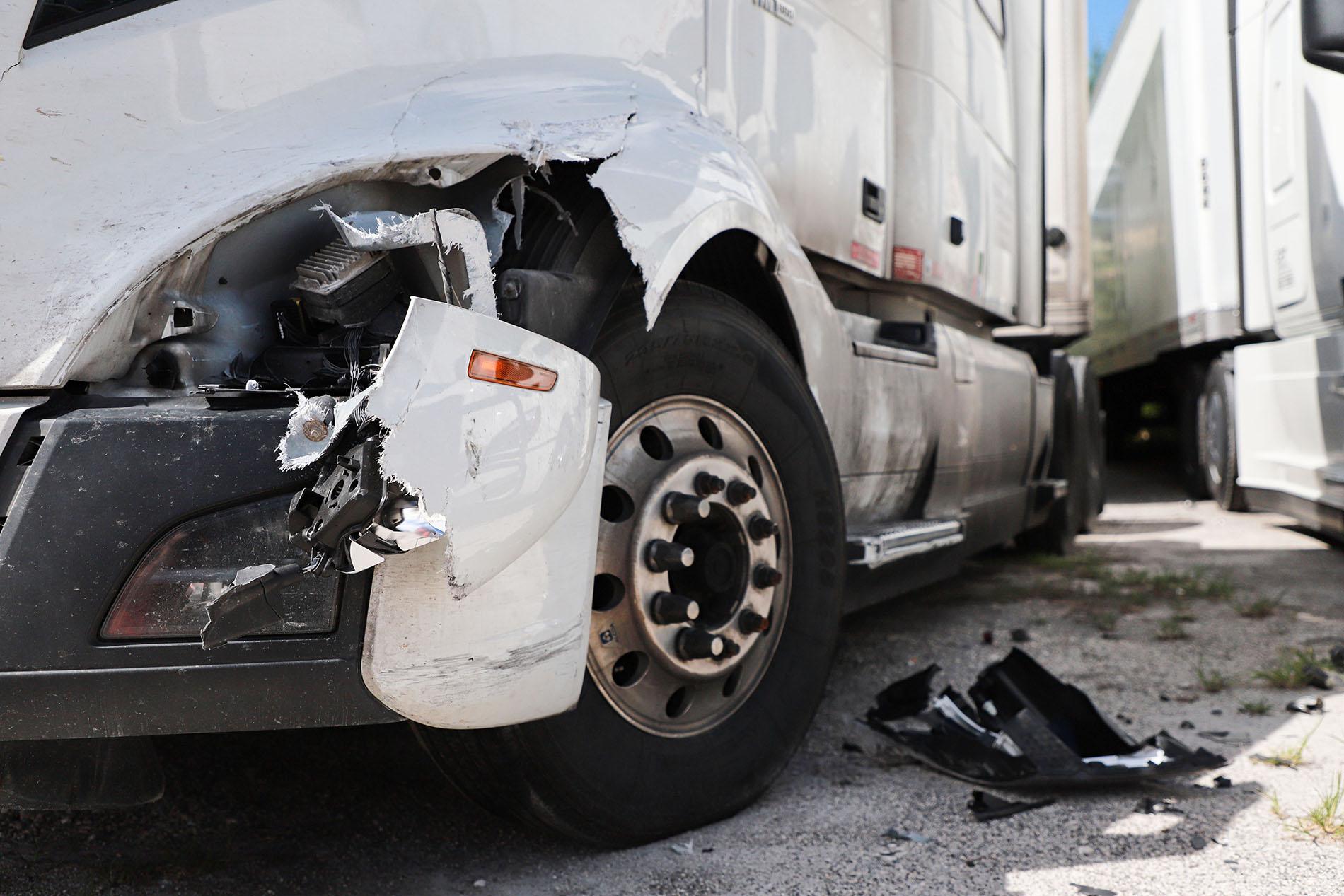 truck body panel and paint repair
